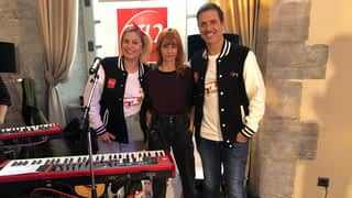 Axelle Red et Ycare en direct du Double Expresso (06/03/20)