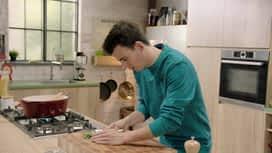 Loïc, fou de cuisine : Ossobuco et risotto au safran