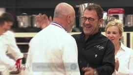 """Top Chef : """"Je suis tendu comme un string !"""""""