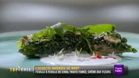 Top Chef : Dégustation du plat de Mory