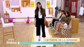Les reines du shopping : Emilie défile pour être tendance en baskets