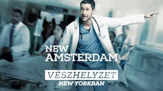 New Amsterdam – Vészhelyzet New Yorkban