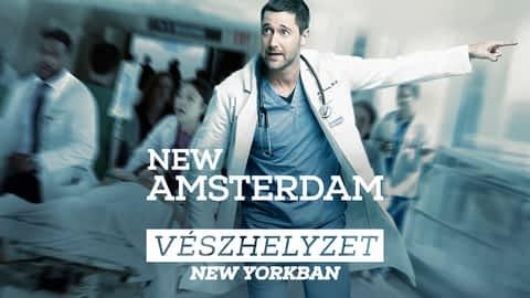 New Amsterdam – Vészhelyzet New Yorkban en replay
