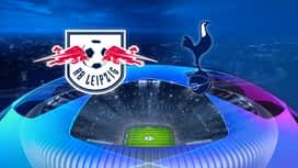 Champions League : 10/03 : Leipzig - Tottenham (les buts)