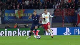 Champions League : Leipzig - Tottenham : 1ère mi-temps