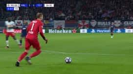 Champions League : Leipzig - Tottenham : 2ème mi-temps