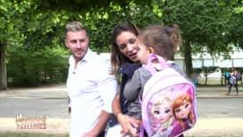 Mamans et célèbres : Luna rentre de son premier jour d'école