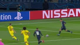 Champions League : 11/03: PSG - Dortmund : 1ère mi-temps