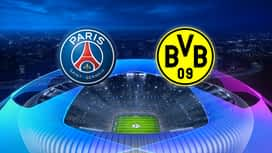 Champions League : 11/03: PSG - Dortmund