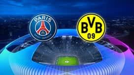 Champions League : 11/03: PSG - Dortmund (les buts)