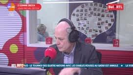"""Z comme Zecca : Michel Eaton pour le défi de la """"Chaîne de l'espoir """""""