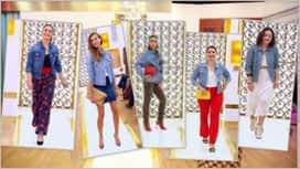 Les reines du shopping : Féminine avec une veste en jean