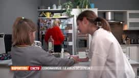 Reporters : Coronavirus : le virus de la peur ?