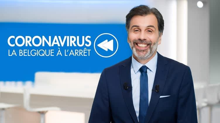 Coronavirus : la Belgique à l'arrêt