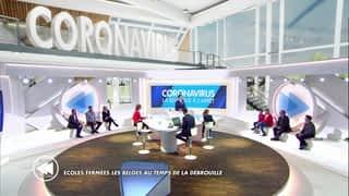 Coronavirus : la Belgique à l'arrêt : Coronavirus : la Belgique à l'arrêt (13/03/20)