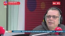 Z comme Zecca : Fabrice Collignon pour ses 25 ans de petits matins