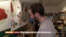 Reporters : Les restaurateurs se battent pour survivre