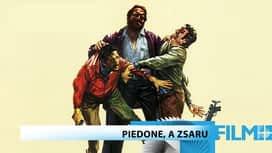 Akció / Kaland : Piedone, a zsaru