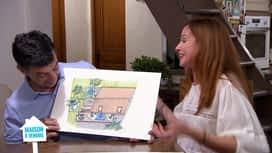 Maison à vendre : Sylvie et Alain / Manuela et Hervé