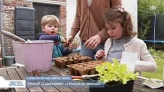 On entretient son jardin ou son balcon en famille !