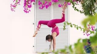 Fresh Yoga avec Katy Misson