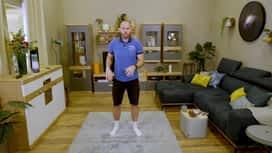Fitness soba : 2. Stabilizacija