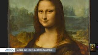 Visites virtuelles : l'art à portée de clic !