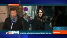 RTL INFO 19H : Loïc Parmentier fait le point à l'issue du Conseil national de Sécu...