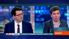 RTL INFO 19H : Yves Van Laethem et Simon Dellicour reviennent sur le conseil natio...