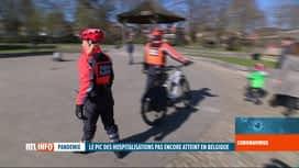 RTL INFO 13H : Règles de confinement: des amendes avec perception immédiate prévues