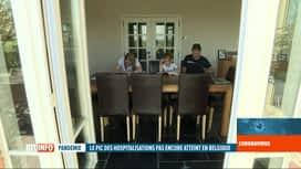 RTL INFO 19H : Comment les familles s'organisent-elles durant le confinement ?