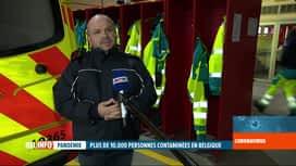 RTL INFO 19H : Confinement : attention aux accidents domestiques