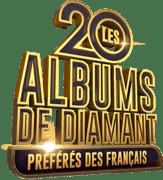Les 20 albums de diamant préférés des Français