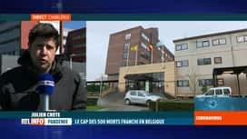 RTL INFO 13H : Coronavirus en Belgique: plan de répartition dans les hôpitaux du H...