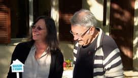 Maison à vendre : Sylviane et Gérard / Gladys et Jimmy