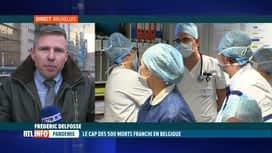 RTL INFO 19H : Coronavirus en Belgique: une semaine cruciale commence