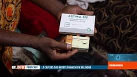 RTL INFO 19H : Coronavirus en Belgique: la chloroquine est déjà utilisée en Belgique