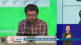 RTL INFO 13H : Coronavirus en Belgique: le Covid-19 a tué une jeune fille de 12 ans
