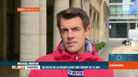 RTL INFO 13H : Coronavirus en Belgique: la communauté scientifique touchée par le ...
