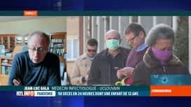 RTL INFO 13H : Coronavirus en Belgique: tout le monde devrait-il porter un masque ?