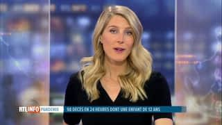RTL INFO 13H : RTL INFO 13 heures (31/03/20)