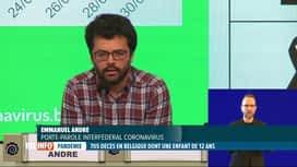 RTL INFO 19H : Coronavirus en Belgique: la communauté scientifique touchée par le ...