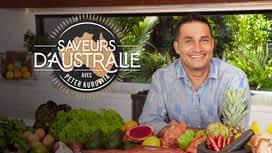Saveurs d'Australie avec Peter Kuruvita en replay