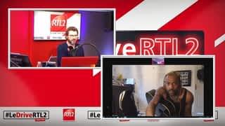 Mat Bastard dans #LeDriveRTL2 (31/03/20)