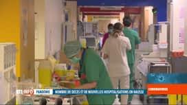 RTL INFO 13H : Coronavirus en Belgique: le CHU Saint-Pierre a reçu 4 millions€ de...