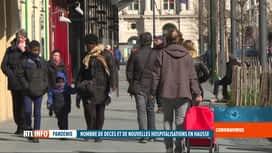 RTL INFO 19H : Coronavirus en Belgique: nous devons continuer à respecter le confi...