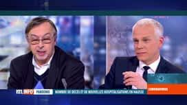 RTL INFO 19H : Coronavirus en Belgique: guéri, peut-on être à nouveau contaminé?