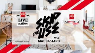 Mat Bastard live dans  #LeDriveRTL2 (31/03/20)