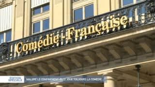 La Comédie-Française s'invite chez vous !