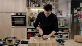Loïc, fou de cuisine : Gnocchi aux asperges vertes